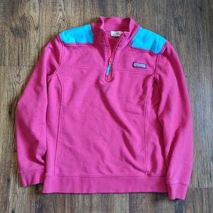 Vineyard Vines Shep Shirt Pullover Pink